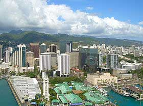 Ville Honolulu