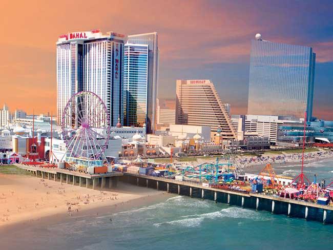 Atlantic-City - Philadelphie