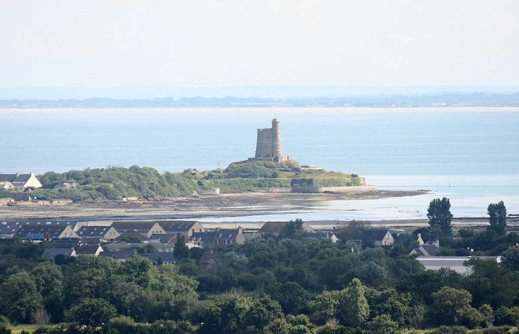 Saint-vaast-a-hougue-vue-panoramique