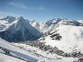 2 Alpes - Montagne