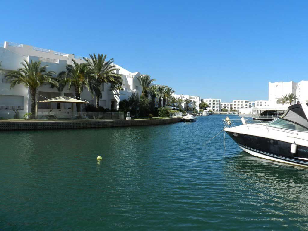 Port de Hammamet