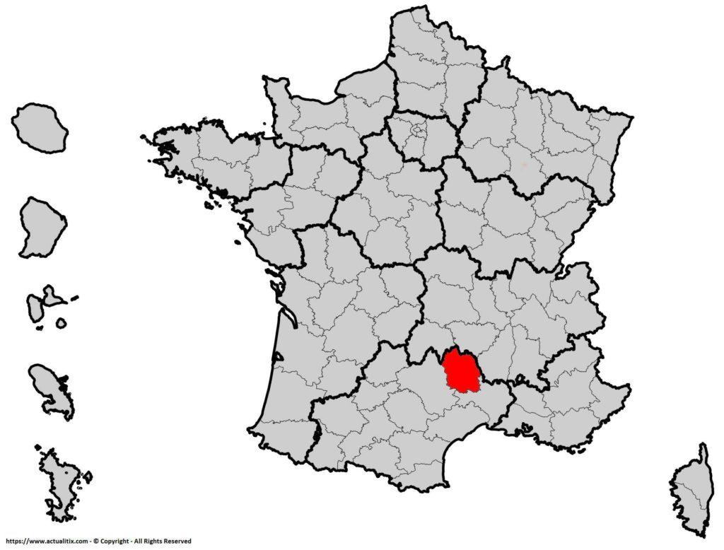Où se trouve la Lozère