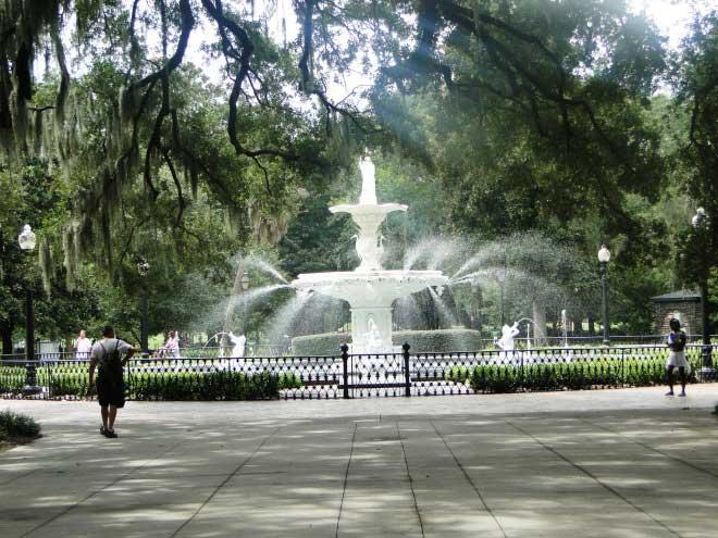Savannah – Ville