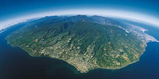 ile-de la Réunion - Photo aérienne